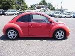 Used 2000 VOLKSWAGEN NEW BEETLE BF68522 for Sale Image 6
