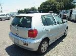 Used 2001 VOLKSWAGEN POLO BF68524 for Sale Image 5