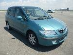 Used 1999 MAZDA PREMACY BF68488 for Sale Image 7