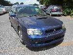 Used 2001 SUBARU LEGACY TOURING WAGON BF68381 for Sale Image 7