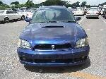 Used 2001 SUBARU LEGACY TOURING WAGON BF68381 for Sale Image 8