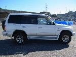 Used 1997 MITSUBISHI PAJERO BF68649 for Sale Image 6