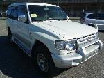 Used 1997 MITSUBISHI PAJERO BF68649 for Sale Image 7