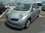 Used 2005 NISSAN MARCH BF68637 for Sale Image 1