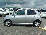 Used 2005 NISSAN MARCH BF68637 for Sale Image 2