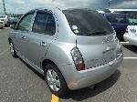 Used 2005 NISSAN MARCH BF68637 for Sale Image 3