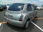 Used 2005 NISSAN MARCH BF68637 for Sale Image 5