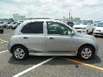 Used 2005 NISSAN MARCH BF68637 for Sale Image 6