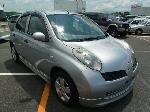 Used 2005 NISSAN MARCH BF68637 for Sale Image 7