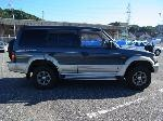 Used 1994 MITSUBISHI PAJERO BF68642 for Sale Image 6