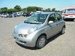 Used 2005 NISSAN MARCH BF68673 for Sale Image 1