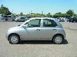 Used 2005 NISSAN MARCH BF68673 for Sale Image 2