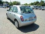 Used 2005 NISSAN MARCH BF68673 for Sale Image 3