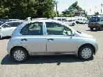 Used 2005 NISSAN MARCH BF68673 for Sale Image 6