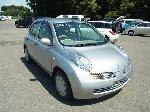Used 2005 NISSAN MARCH BF68673 for Sale Image 7