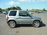 Used 1998 MITSUBISHI PAJERO IO BF68675 for Sale Image 6
