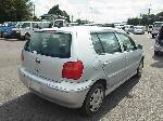 Used 2001 VOLKSWAGEN POLO BF68696 for Sale Image 5