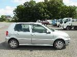 Used 2001 VOLKSWAGEN POLO BF68696 for Sale Image 6