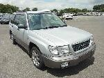 Used 1997 SUBARU FORESTER BF68705 for Sale Image 7
