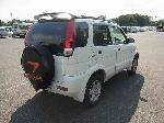 Used 2000 DAIHATSU TERIOS BF68709 for Sale Image 5