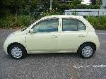Used 2003 NISSAN MARCH BF68685 for Sale Image 2