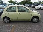 Used 2003 NISSAN MARCH BF68685 for Sale Image 6