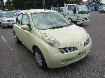 Used 2003 NISSAN MARCH BF68685 for Sale Image 7