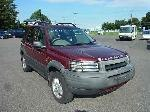 Used 2001 LAND ROVER FREELANDER BF68711 for Sale Image 7
