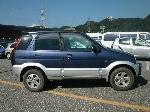 Used 1998 DAIHATSU TERIOS BF68817 for Sale Image 6