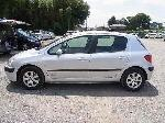 Used 2002 PEUGEOT 307 BF68785 for Sale Image 2
