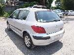 Used 2002 PEUGEOT 307 BF68785 for Sale Image 3