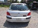 Used 2002 PEUGEOT 307 BF68785 for Sale Image 4