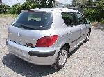 Used 2002 PEUGEOT 307 BF68785 for Sale Image 5
