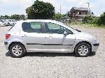 Used 2002 PEUGEOT 307 BF68785 for Sale Image 6