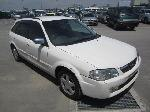 Used 1999 MAZDA FAMILIA S-WAGON BF68982 for Sale Image 7