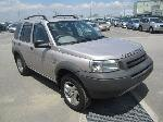 Used 2001 LAND ROVER FREELANDER BF69020 for Sale Image 7