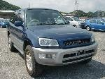 Used 1997 TOYOTA RAV4 BF68795 for Sale Image 7