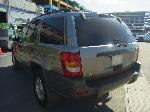 Used 2001 JEEP GRAND CHEROKEE BF69027 for Sale Image 3