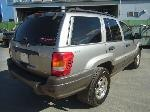 Used 2001 JEEP GRAND CHEROKEE BF69027 for Sale Image 5