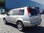 Used 2001 NISSAN X-TRAIL BF68895 for Sale Image 3