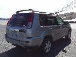 Used 2001 NISSAN X-TRAIL BF68895 for Sale Image 5