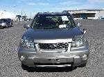 Used 2001 NISSAN X-TRAIL BF68895 for Sale Image 8