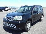 Used 2002 NISSAN X-TRAIL BF68896 for Sale Image 1