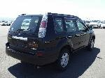 Used 2002 NISSAN X-TRAIL BF68896 for Sale Image 5