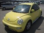 Used 2000 VOLKSWAGEN NEW BEETLE BF69000 for Sale Image 1