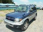 Used 1998 MITSUBISHI PAJERO IO BF68933 for Sale Image 1