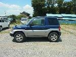 Used 1998 MITSUBISHI PAJERO IO BF68933 for Sale Image 2