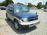 Used 1998 MITSUBISHI PAJERO IO BF68933 for Sale Image 7