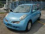 Used 2003 NISSAN MARCH BF68807 for Sale Image 1