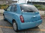 Used 2003 NISSAN MARCH BF68807 for Sale Image 3
